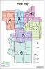Guelph ward map