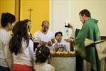 MIGRANT BAPTISMS
