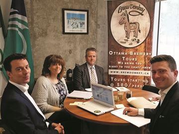 Brew Donkey spurs new tour legislation