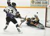 Penetang Kings vs. Caledon Gold Hawks