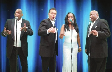 One time member of the Platters to perform at Gallipeau Centre Theatre– Image 1