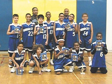 Durham City Bulldogs Win First Tournament Of Season Durhamregion Com