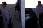 Police look to identify suspect in alleged gas-and-dash theft