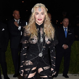 Madonna: I've thought about 'blowing up the White House'-Image1
