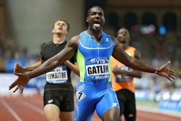 Sprinter Gatlin still tripped up by checkered past-Image1