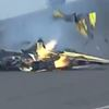 Oakville's Hinchcliffe taken to hospital after crash at Indy 500 practice