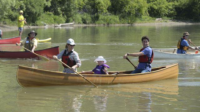 Pierre trudeau canoe essay