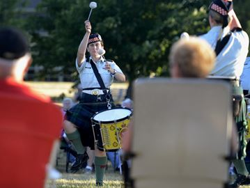 Canada Day Military Tattoo at Dundurn National Historic Site