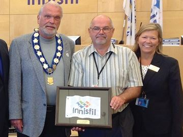 Innisfil CAO retires from town's top job