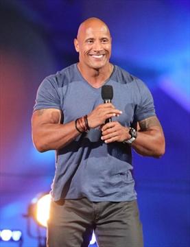 Dwayne (The Rock) Johnson hitting legendary status