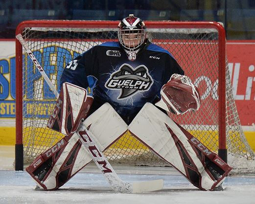 Guelph Storm's new No. 1 goalie drops more than 20 pounds