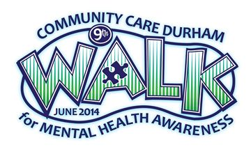 Community Care Durham's 9th Annual Walk for Mental Health Awareness