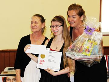 Girls Inc. awards