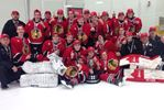 Collingwood minor midget Blackhawks win OMHA title