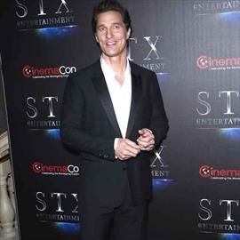 Matthew McConaughey will return to teaching-Image1