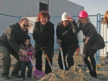 Public board breaks ground on Half Moon Bay elementary school