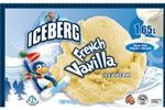 Iceberg brand ice cream