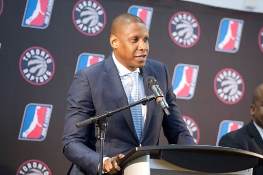 Raptors905 unveiled