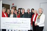 Florence Nightengale Home Foundation donation