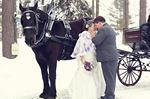 Muskoka winter wedding