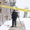 Ajax Crime Scene