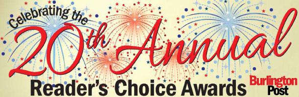 Burlington Reader's Choice Awards