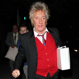 Rod Stewart: I'm a softie romantic-Image1