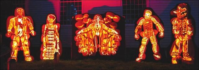 Upper Canada Village adds new exhibits to Pumpkinferno– Image 1
