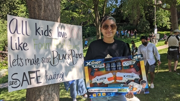 East enders decry racism after resident calls Toronto police on Black child playing in park:Rally, anti-racism forum in works in response to upsetting incident