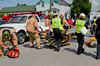 Bradford teen airlifted to hospital after getting dragged by pickup