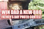 Father's Day barbecue photo contest