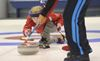 Summer camp for young curlers