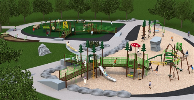 Local Car Auctions >> New Victoria Park playground to open this spring ...
