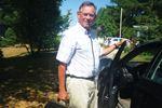 Dr. Hank Scholtens retires