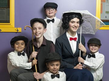 Milton youth hit the stage in Mary Poppins the Broadway Musical