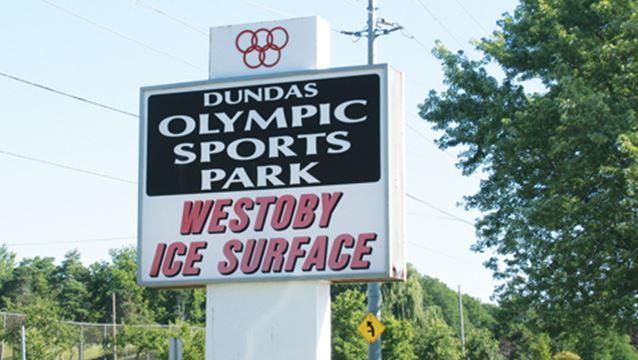 Westoby Ice Surface