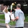 Oshawa celebrates the Pan Am torch relay