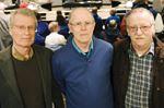 Dr. John Cherry, Jim Sullivan, Doug Taylor