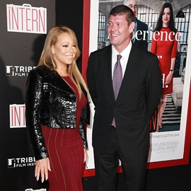 James Packer upset by Mariah Carey's friendship with dancer?-Image1