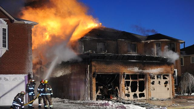 Updated Garage Fire Spreads To Home On Braidwood Lake Rd