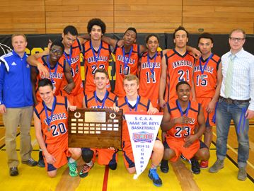 Barrie's Innisdale defeats Collingwood for GBSSA title