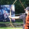 X-Men experience at Oshawa's Parkwood National Historic Site on Friday