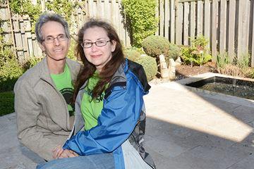 Lyme sufferer no longer gardens