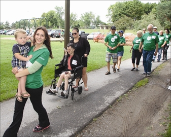 Parkinson SuperWalk about heroes and hope– Image 1