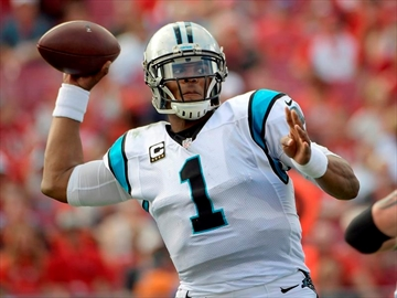 Panthers QB Newton undergoes surgery to repair rotator cuff-Image1