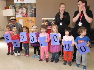 Belleville YMCA Strong Kids Campaign