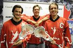 Oakville's Dawson, Corbeil to lead Canada at world indoor lacrosse championships
