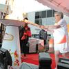 Pan Am Games Torch is Proudly Carried in Oshawa