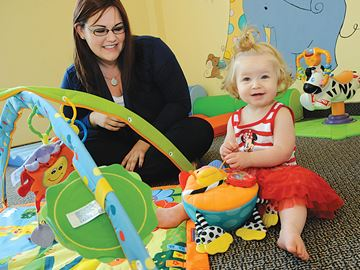 24-hour childcare centre in Barrie helps shift workers, commuters