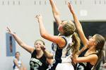 St. Theresa's High School junior girls basketball team wins 26-18
